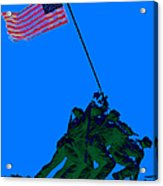 Iwo Jima 20130210m88 Acrylic Print by Wingsdomain Art and Photography