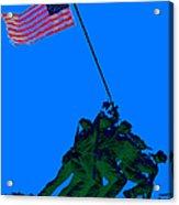 Iwo Jima 20130210m88 Acrylic Print by Wingsdomain Art and Photography