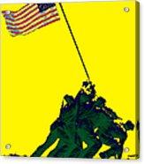 Iwo Jima 20130210p118 Acrylic Print by Wingsdomain Art and Photography