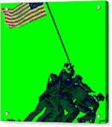 Iwo Jima 20130210p180 Acrylic Print by Wingsdomain Art and Photography