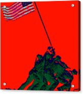 Iwo Jima 20130210p65 Acrylic Print by Wingsdomain Art and Photography