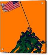Iwo Jima 20130210p88 Acrylic Print by Wingsdomain Art and Photography
