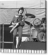J. Geils At Day On The Green 1976 Acrylic Print