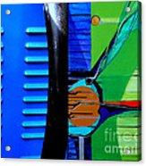j HOT 35 Acrylic Print