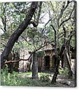 Jack London House Of Happy Walls 5d21961 Acrylic Print by Wingsdomain Art and Photography