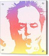 Jack Nicholson - 2 Acrylic Print