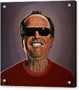 Jack Nicholson 2 Acrylic Print