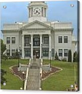 Jackson County Courthouse Acrylic Print