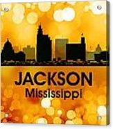 Jackson Ms 3 Acrylic Print