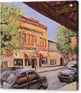 Jackson Street Acrylic Print