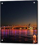 Jacksonville Acosta Bridge Acrylic Print