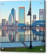Jacksonville Across The St Johns River Acrylic Print