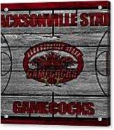 Jacksonville State Gamecocks Acrylic Print