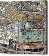 Jacob's Bus Acrylic Print