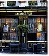 Jacob's Pub Acrylic Print