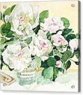 Jacqueline Du Pre Acrylic Print