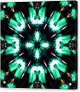 Jade Reflections - 4 Acrylic Print