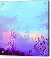 Jagged Sky Acrylic Print