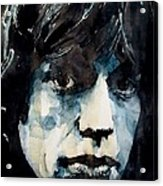 Jagger No3 Acrylic Print by Paul Lovering