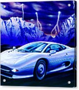 Jaguar 220 Acrylic Print