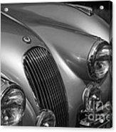 Jaguar Xk 120 Acrylic Print