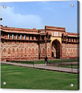 Jahangir Palace Red Fort Agra Acrylic Print