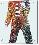 Jailhouse Rock Acrylic Print