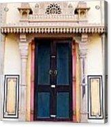 Jaipur Architecture  Acrylic Print