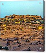 Jaisalmer Acrylic Print