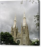Jakarta Cathedral Indonesia Acrylic Print