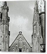 Jakarta Cathedral  Acrylic Print