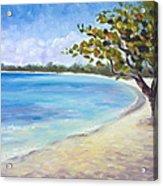 Jamaican Sanctuary Acrylic Print