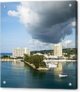 Jamaican Vacation Acrylic Print