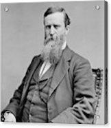 James Baird Weaver (1833-1912) Acrylic Print