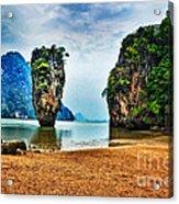James Bond Island Acrylic Print
