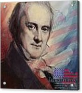 James Buchanan Acrylic Print
