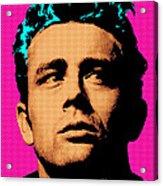 James Dean 001 Acrylic Print