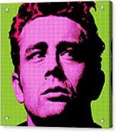 James Dean 003 Acrylic Print