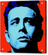 James Dean 005 Acrylic Print