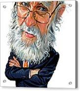 James Randi Acrylic Print