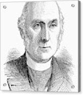 James Woodford (1820-1885) Acrylic Print