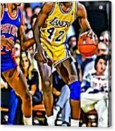 James Worthy Acrylic Print