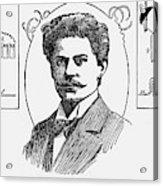 Jan Szczepanik (1872-1926) Acrylic Print