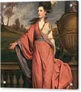 Jane Fleming, Later Countess Acrylic Print