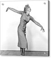 Jane Powell Acrylic Print