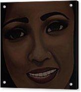 Janice 17 Acrylic Print