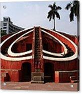 Jantar Mantar - New Delhi - India Acrylic Print