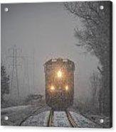 January 23. 2015 - Csx T103-2 Acrylic Print