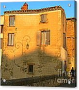 The Lady Of Limoux Acrylic Print
