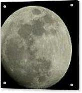 January Moon 5 Acrylic Print